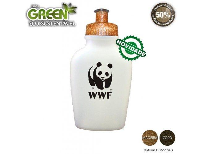 Squeeze plástico 500 ml linha ecológica RL169