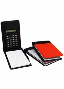 Bloco de Anotações com Calculadora 12521