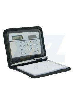 Bloco de Anotações com Calculadora 7559