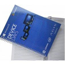 Caderno Espiral RL156