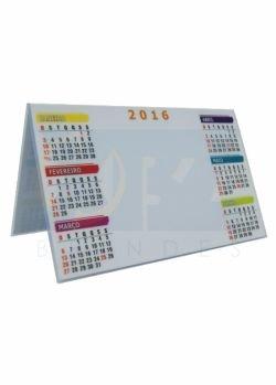 Calendario Plastico de Mesa 13039