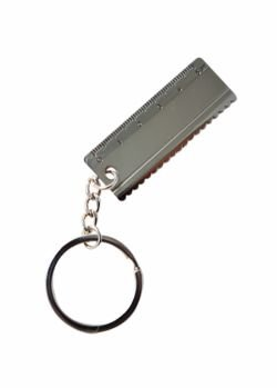 Chaveiro de Metal Régua 13141