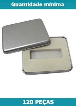 Estojo de Metal Para Pen Drive 11805