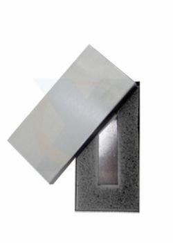 Estojo de Metal para Pen Drive 7356-Prata