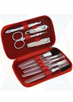 Kit Manicure e Pincel 7293